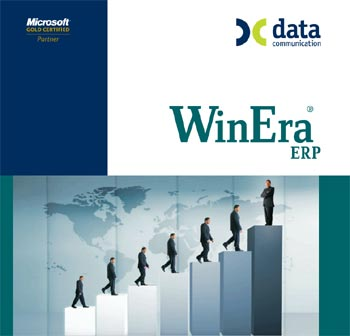 WINEAR ERP- data comunication - ibc group - informatics business consultants