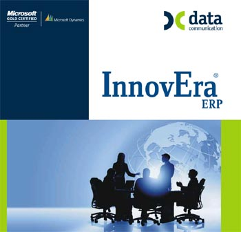 InnovEra ERP- data comunication - ibc group - informatics business consultants